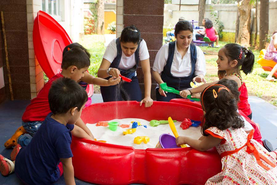 Kids Play School – Cosmikids Mumbai