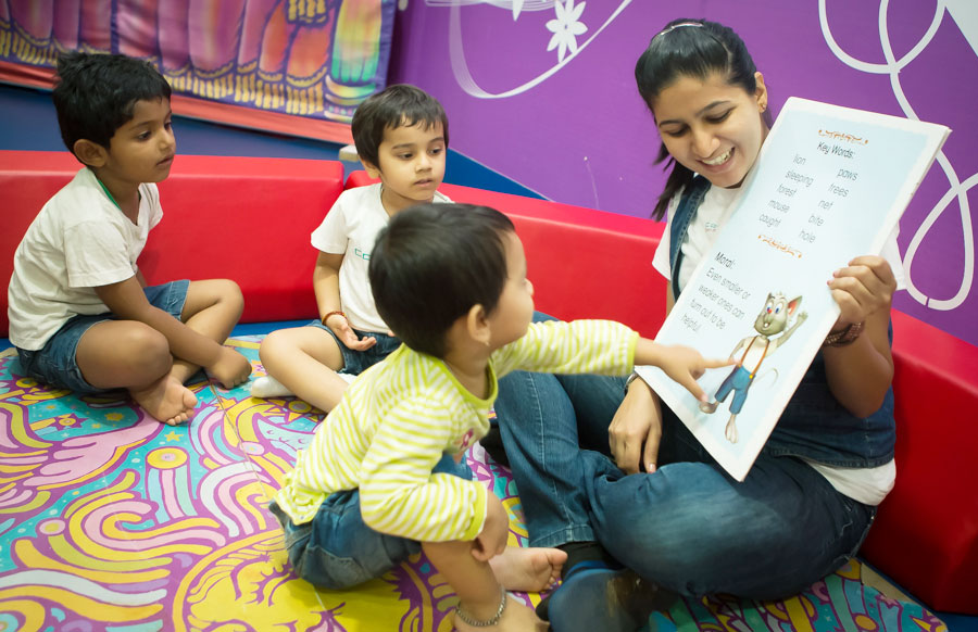 Day Care Centre – Cosmikids Mumbai