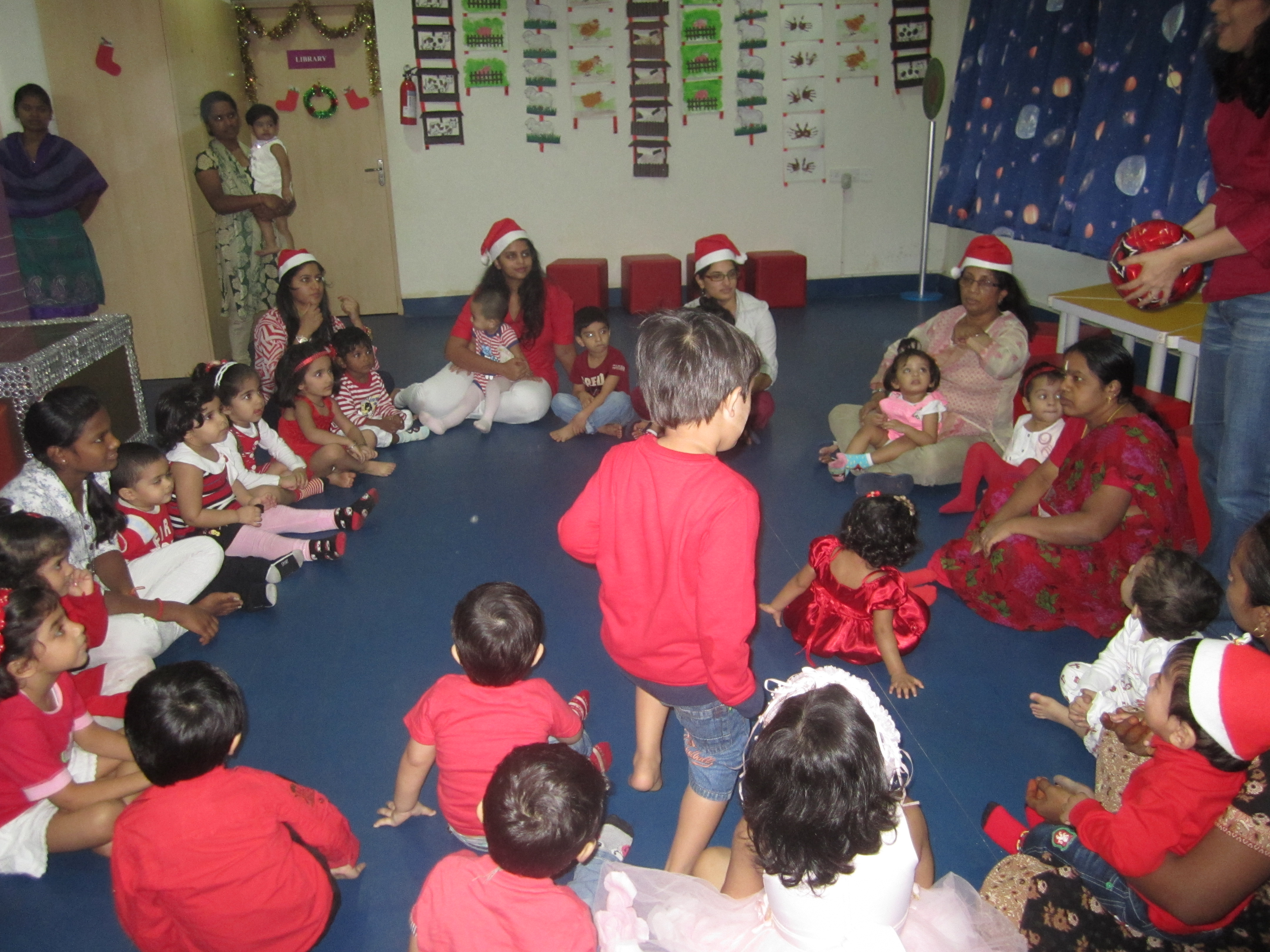 Christmas party-