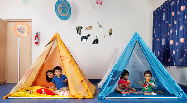Camp Training For Children