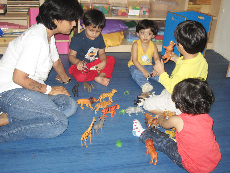 Tender Tykes Programs at Cosmikids